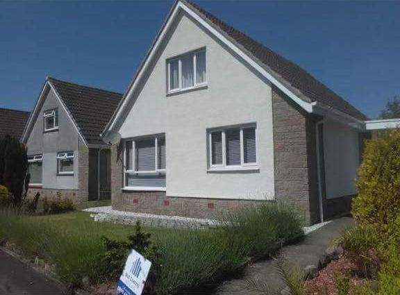 External wall insulation service Scotland